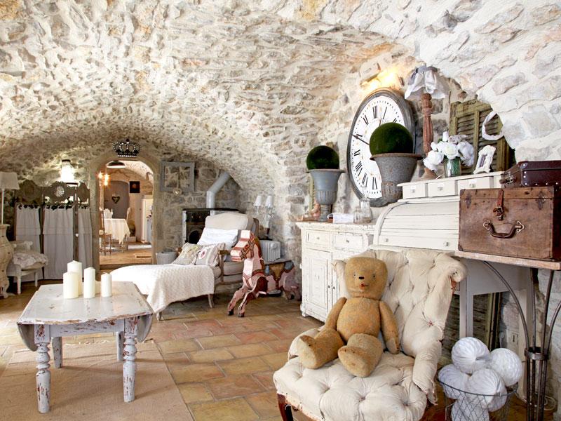 La maison d alice shabby chic mania by grazia maiolino - Decor de charme ...