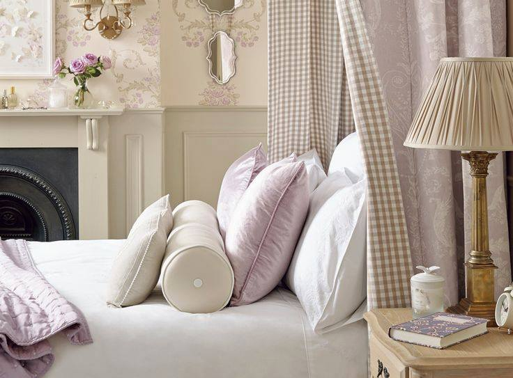 Interior guide: natural glamour collection by laura ashley ...