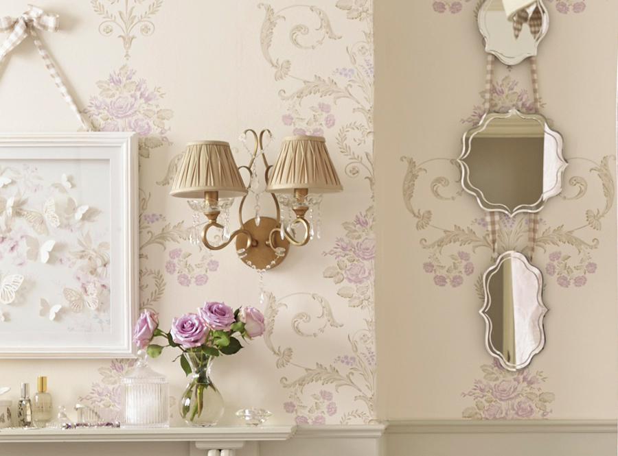 Interior Guide Natural Glamour Collection By Laura Ashley