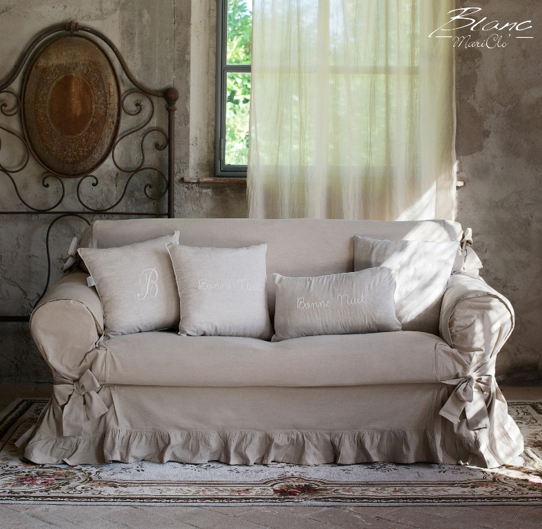 L eleganza imperfetta di blanc maricl shabby chic mania for Tappeti country chic
