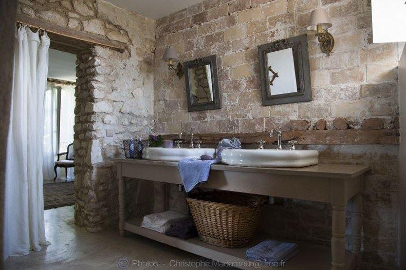 Bagno stile provenzale. latest tende per interni leroy merlin images