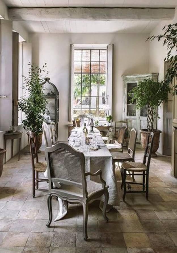 La maison du bonheur shabby chic mania by grazia maiolino - Decoration de charme ...