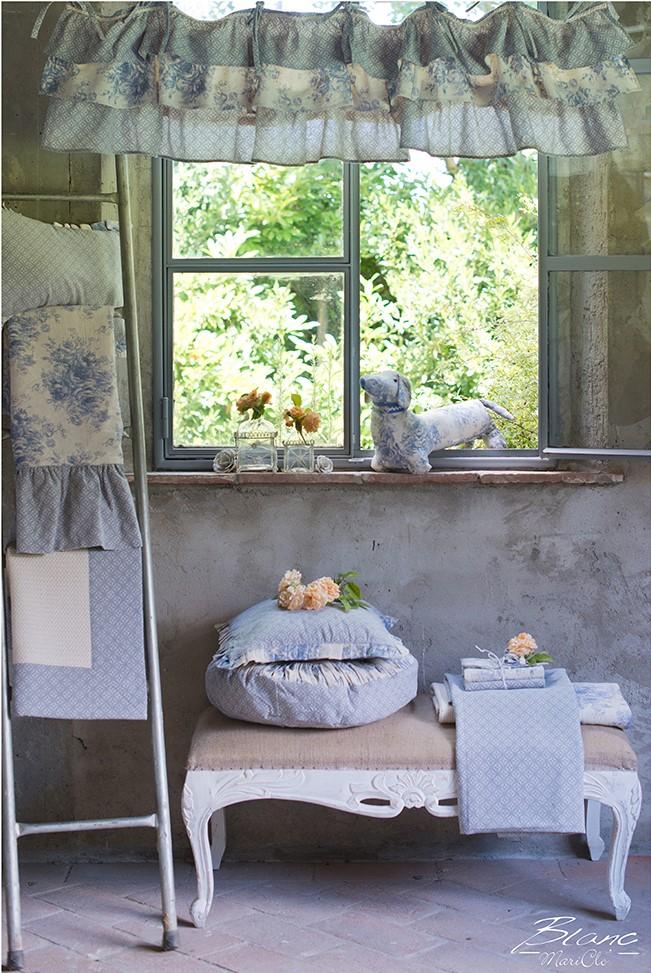 Pic nic vintage con blanc maricl shabby chic mania by - Blanc mariclo mobili ...