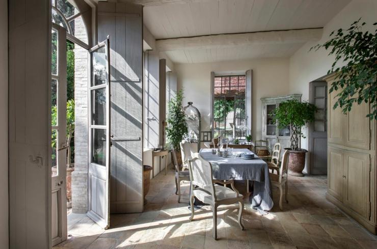 La maison du bonheur shabby chic mania by grazia maiolino - Maison de campagne chic ...