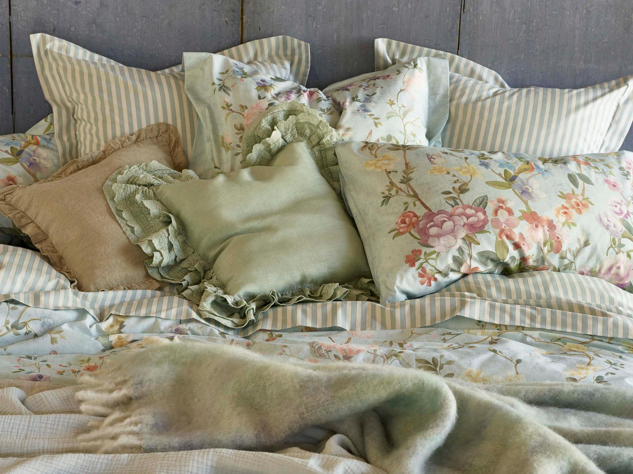 Flora Collection By Zara Home Shabby Chic Mania By