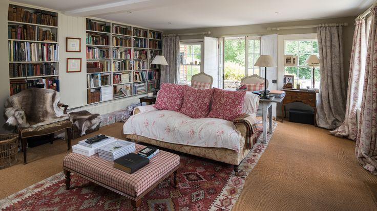 Brook cottage shabby chic mania by grazia maiolino - Cottage inglesi interni ...