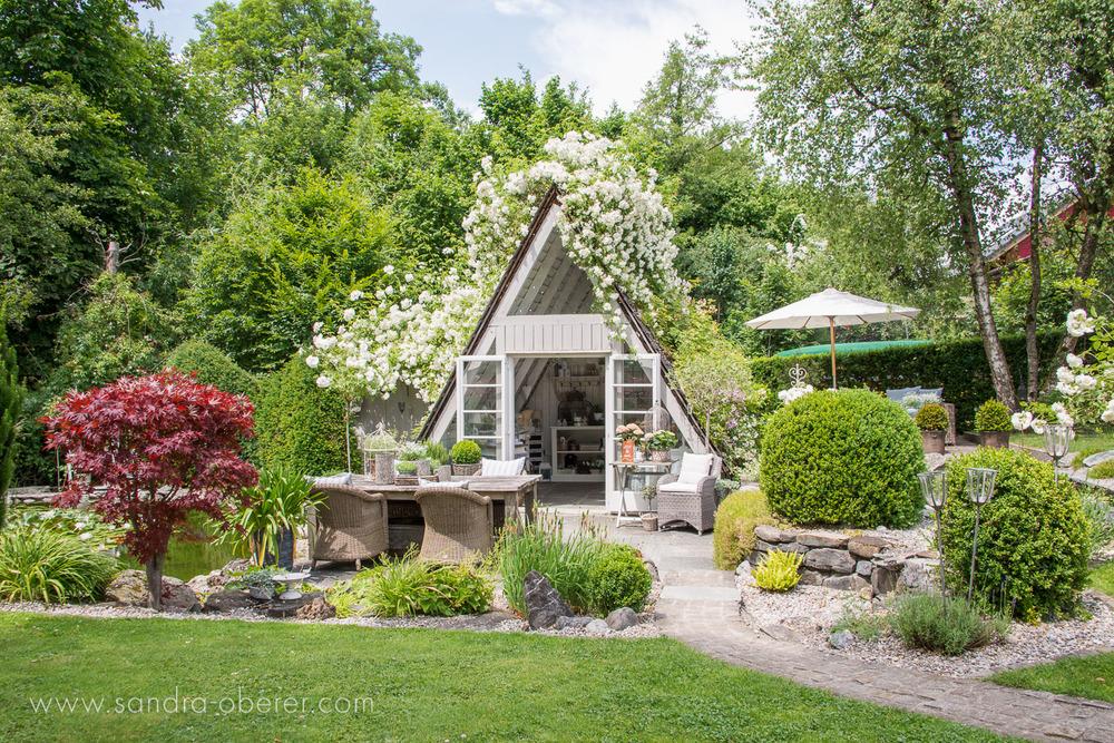 Stunning a cu sempre qualcosa di nuovo da scoprire in inverno nel giardino ci si coccola tra - Shabby chic giardino ...