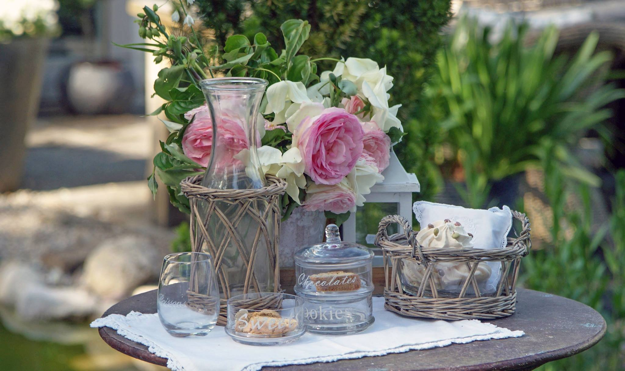 Il giardino boutique di alexandra kaderli mathys shabby - Shabby chic giardino ...
