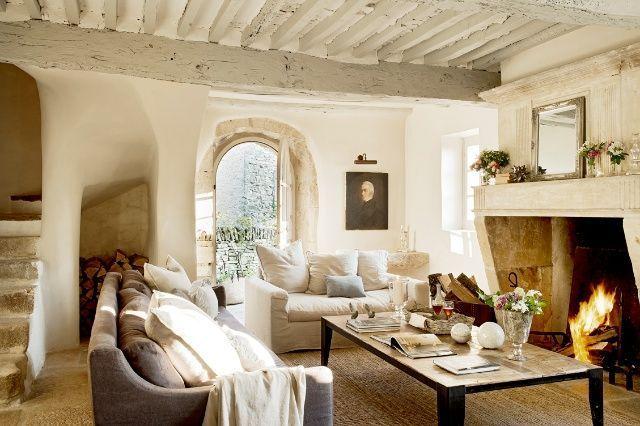 Casa di campagna nel luberon shabby chic mania by grazia for Una storia piani di casa di campagna francese