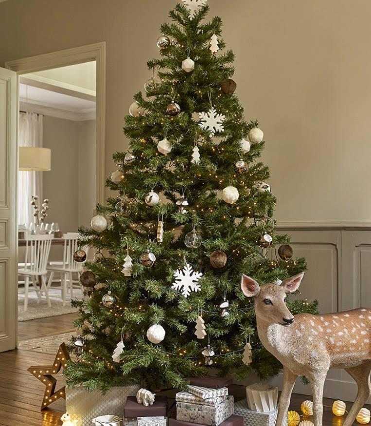 idee decor natale 2015 come scegliere l albero shabby chic mania by grazia maiolino. Black Bedroom Furniture Sets. Home Design Ideas