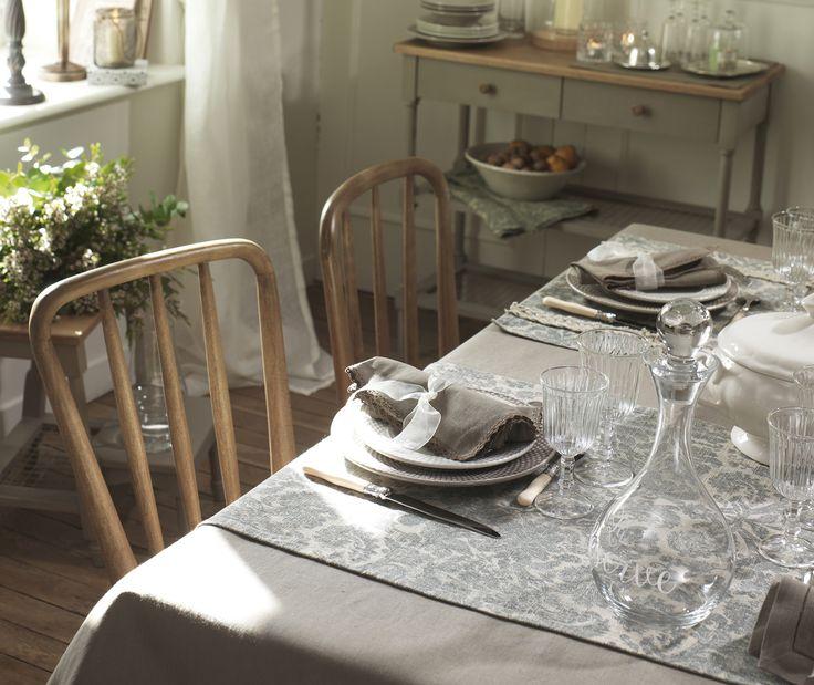 comptoir de famille autunno inverno 2015 au petit bonheur shabby chic mania by grazia maiolino. Black Bedroom Furniture Sets. Home Design Ideas