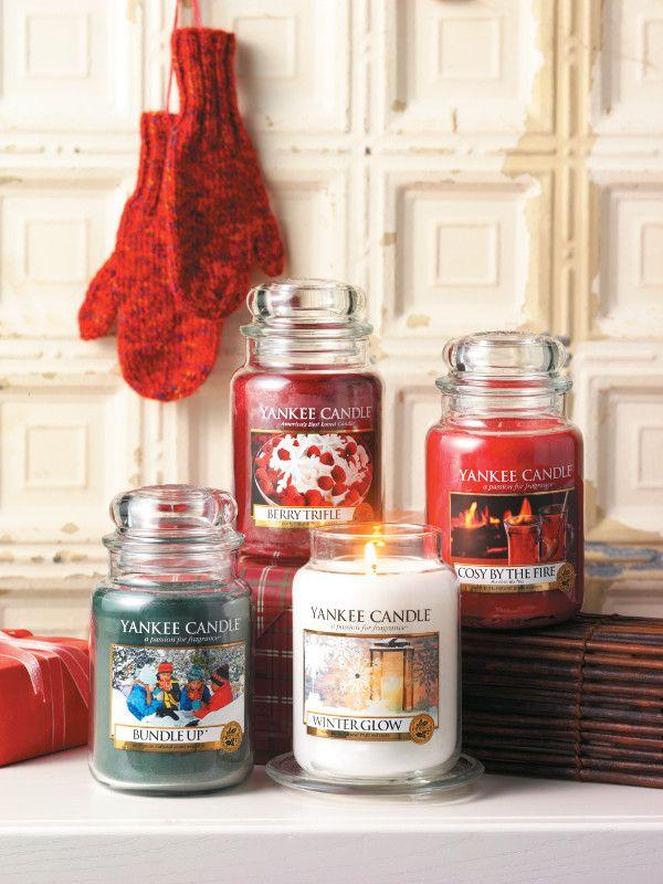 Yankee Candle Natale.La Nuova Linea Di Fragranze Natalizie Di Yankee Candle