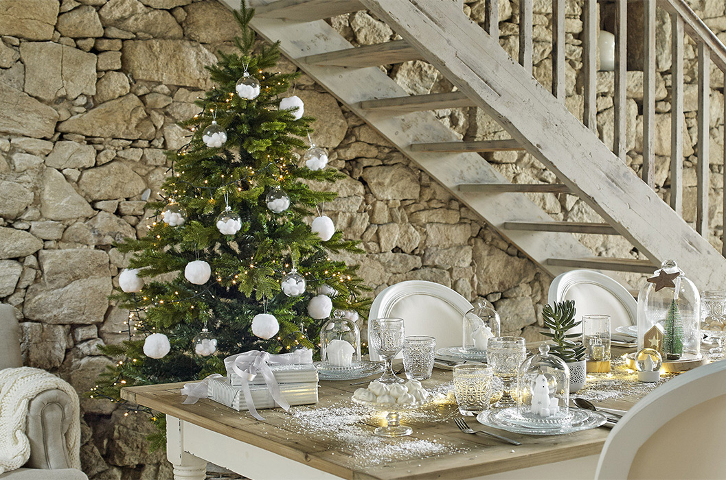 Natale Con Maisons Du Monde Let It Snow Shabby Chic