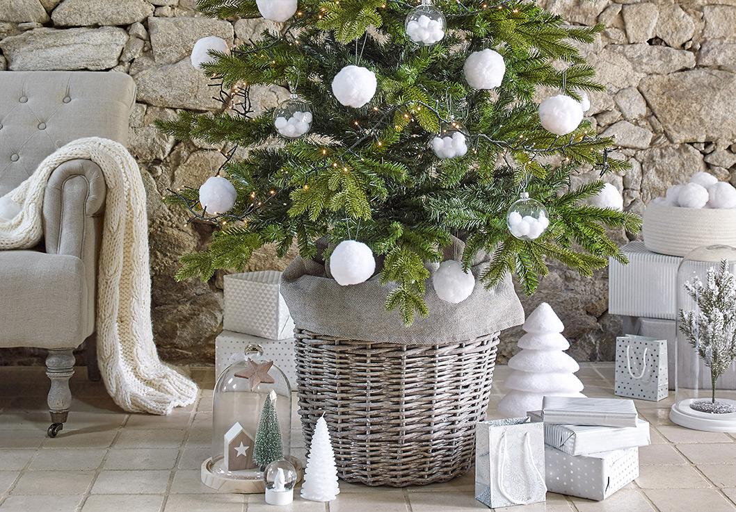 Decorazioni Natalizie Maison Du Monde.Natale Con Maisons Du Monde Let It Snow Shabby Chic Mania