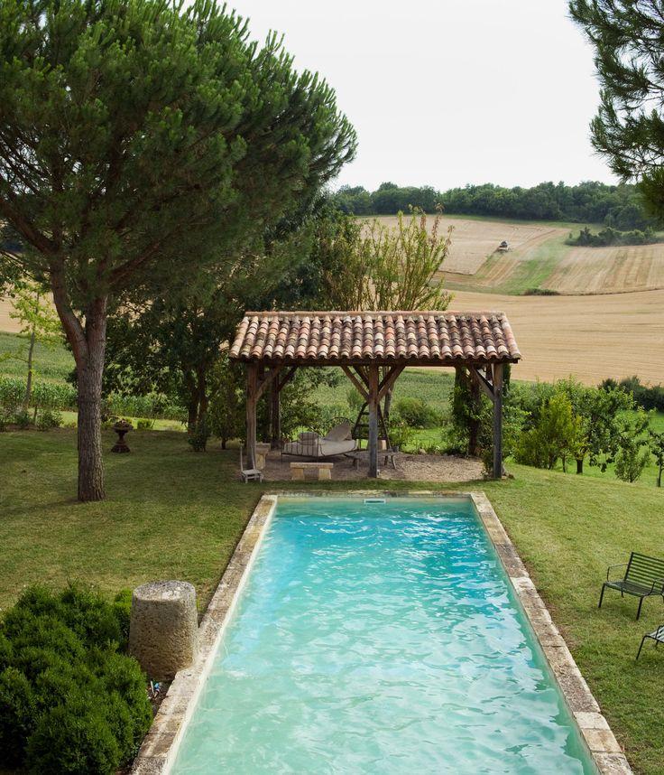una casa in francia shabby chic mania by grazia maiolino On albercas rusticas