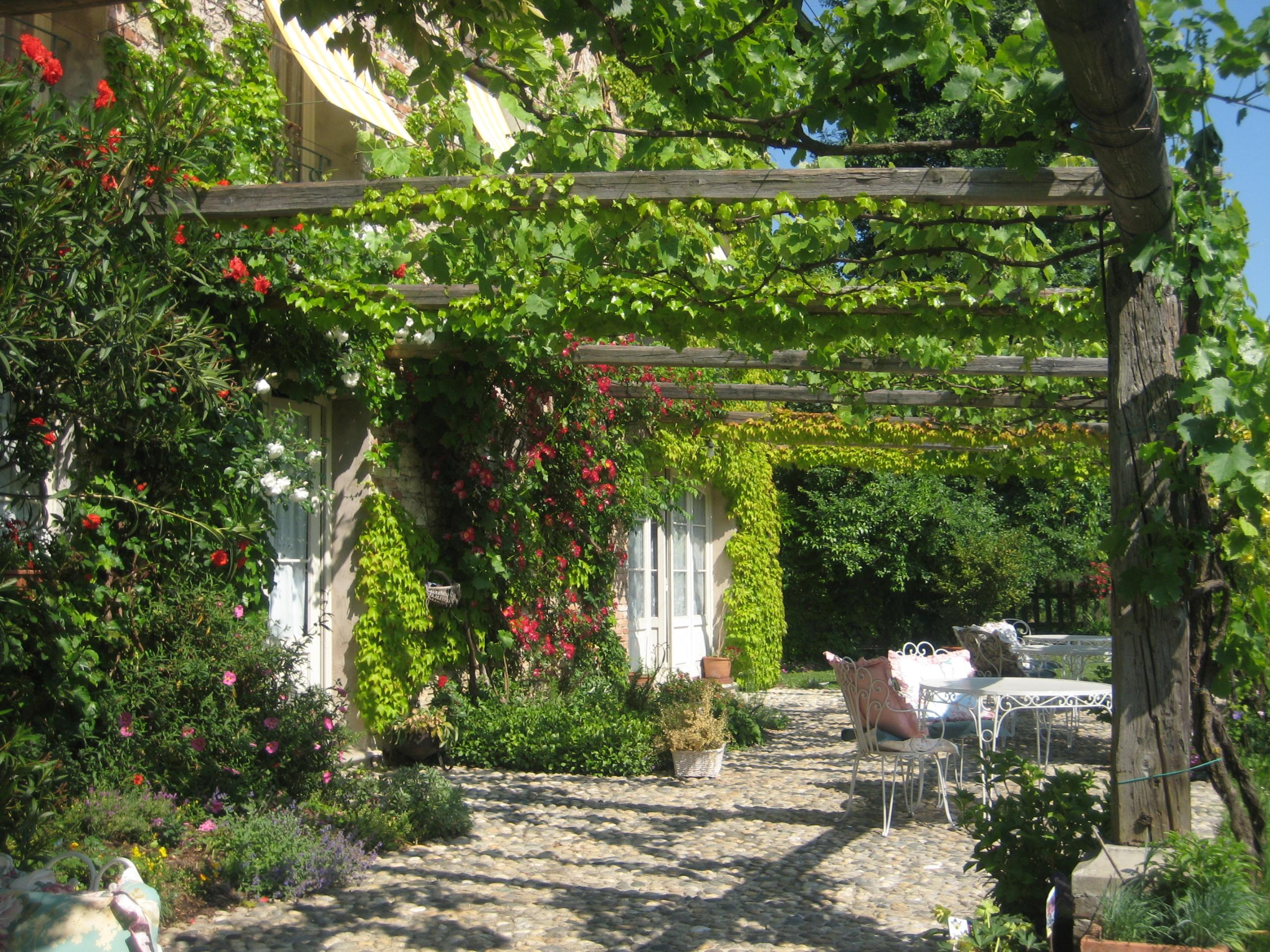 Come Pinterest Giardini Raccolta Di Giardino Idee
