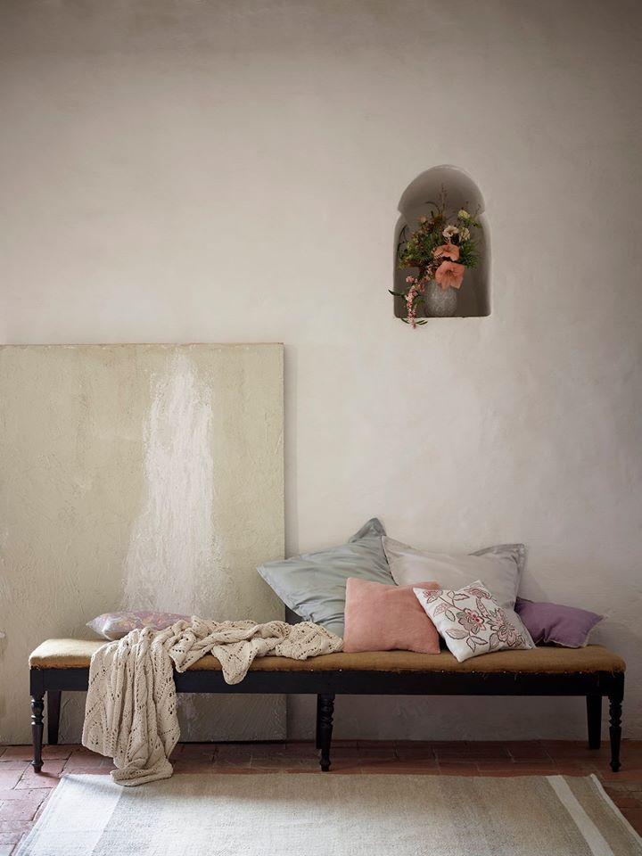 zara home botanical collection fuga dal freddo shabby chic mania by grazia maiolino. Black Bedroom Furniture Sets. Home Design Ideas