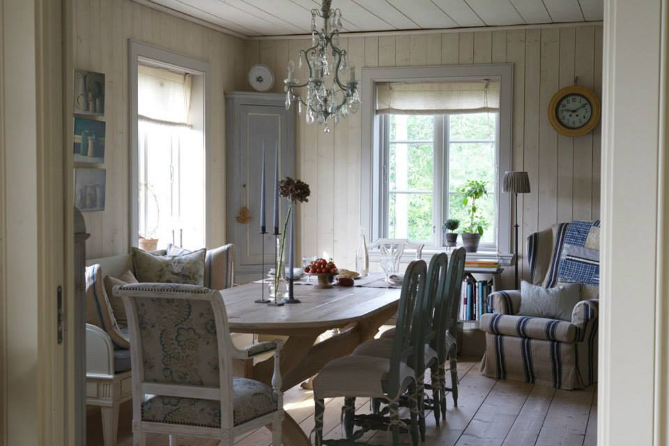 French Style In Norvegia Shabby Chic Mania By Grazia
