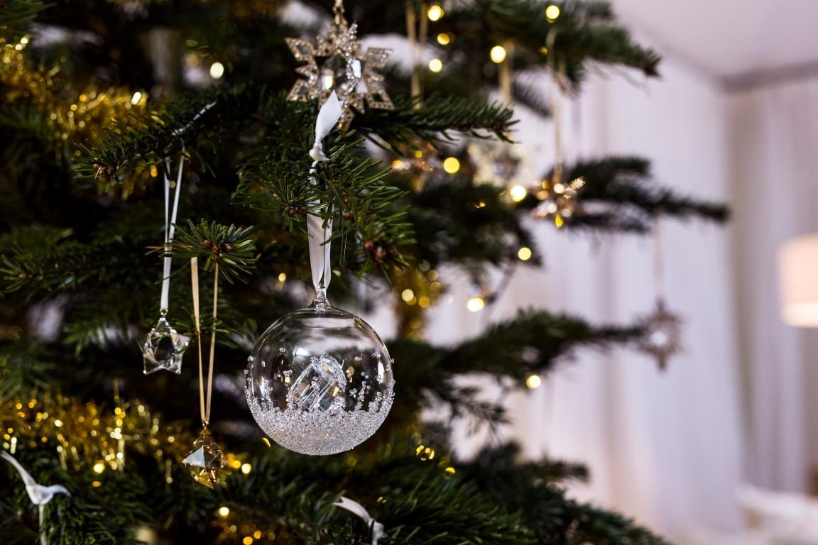 Swarovski Decorazioni Natalizie.Le Idee Decor Natale 2016 Di Swarovski Shabby Chic Mania By Grazia Maiolino