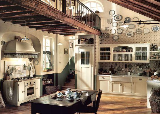 Old england by marchi cucine l autentica cucina inglese shabby chic mania by grazia maiolino - Cucine stile country chic ...