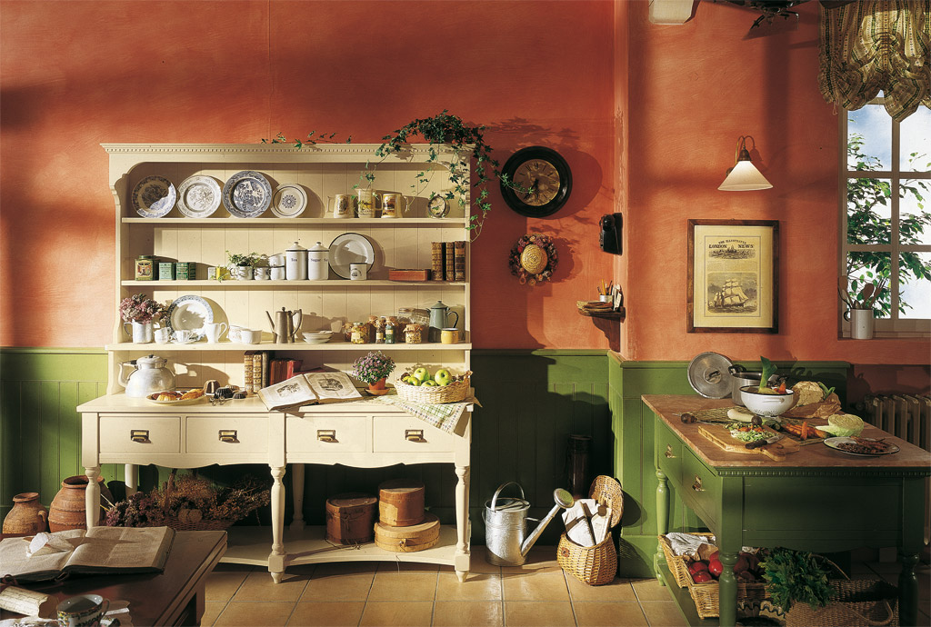 Old england by marchi cucine l autentica cucina inglese for Arredamento english
