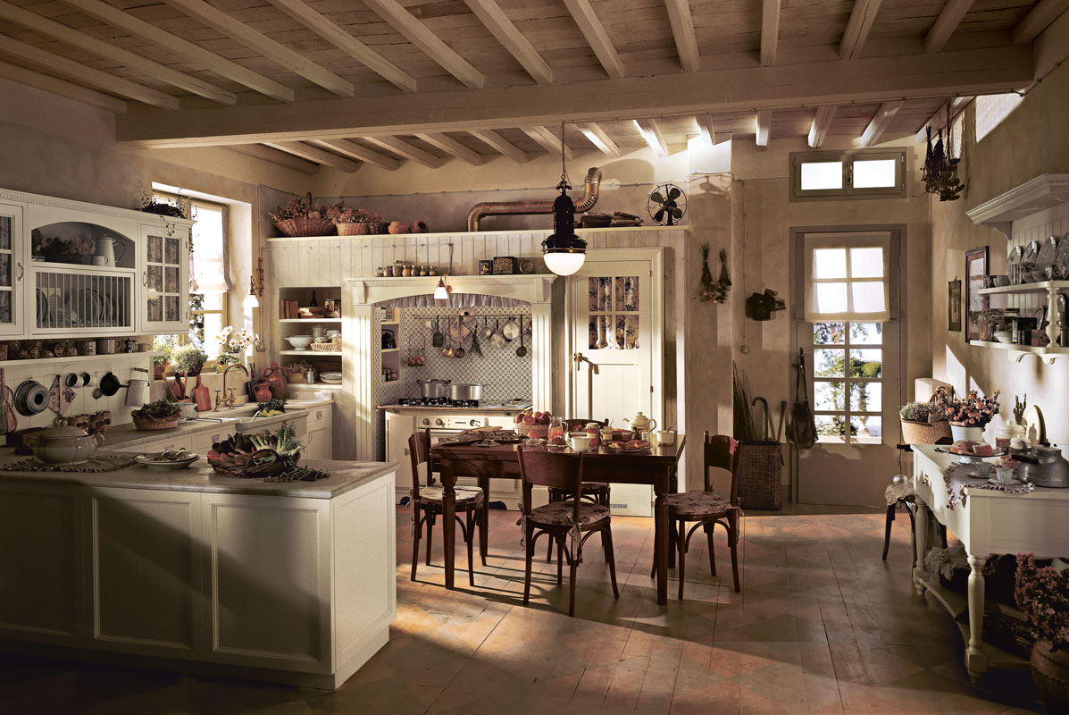 Beautiful Cucine Country Scavolini Photos - Ameripest.us ...