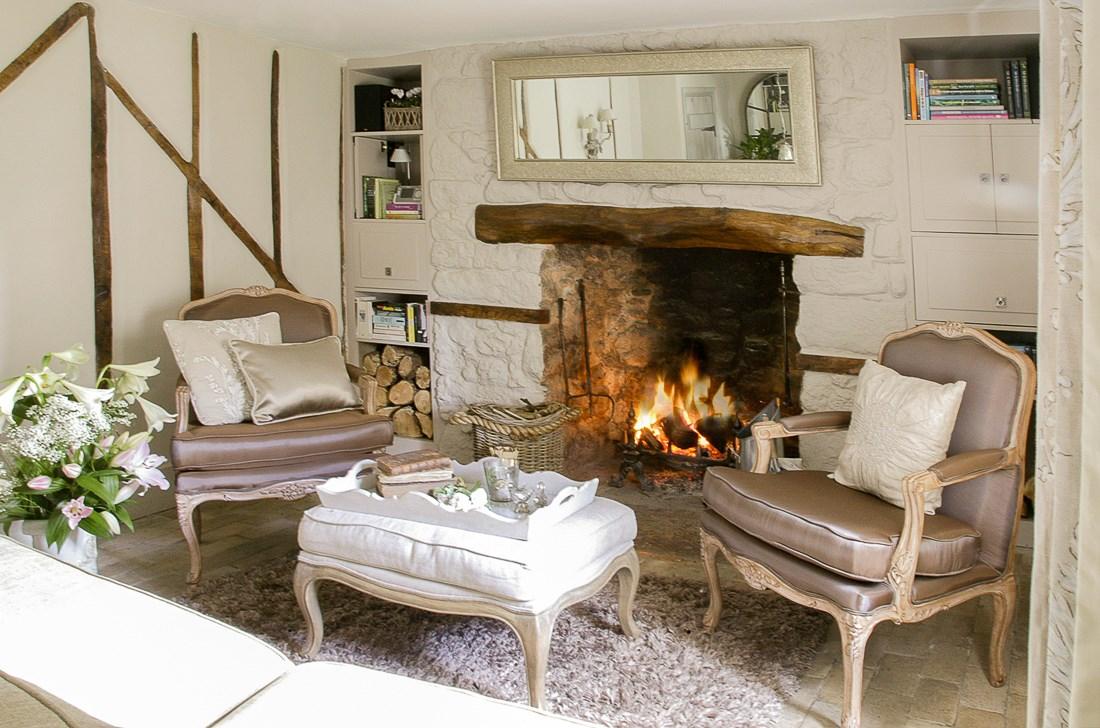 Romantico cottage inglese nel devon shabby chic mania by for Soggiorni romantici per due
