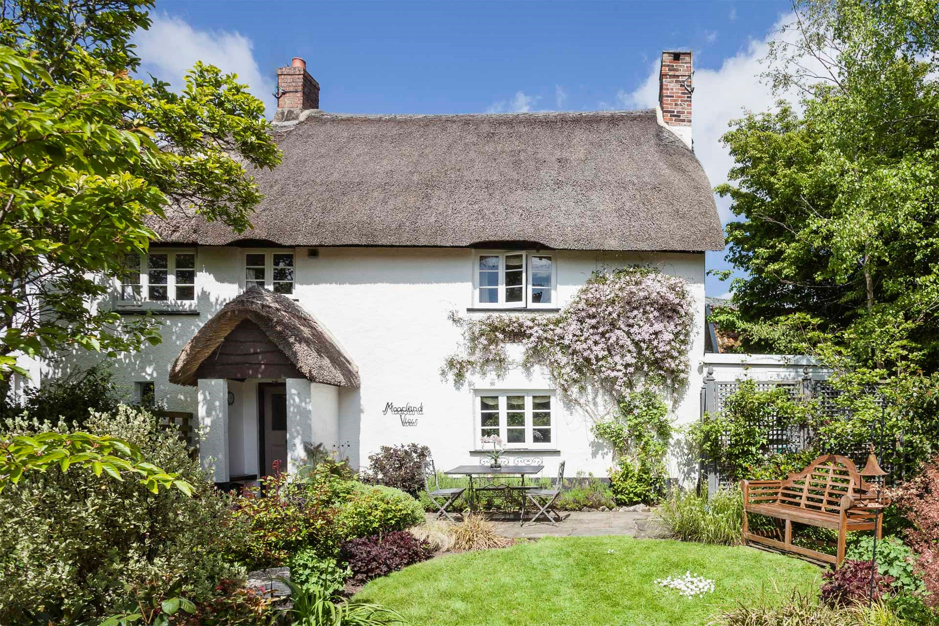 romantico cottage inglese nel devon shabby chic mania by