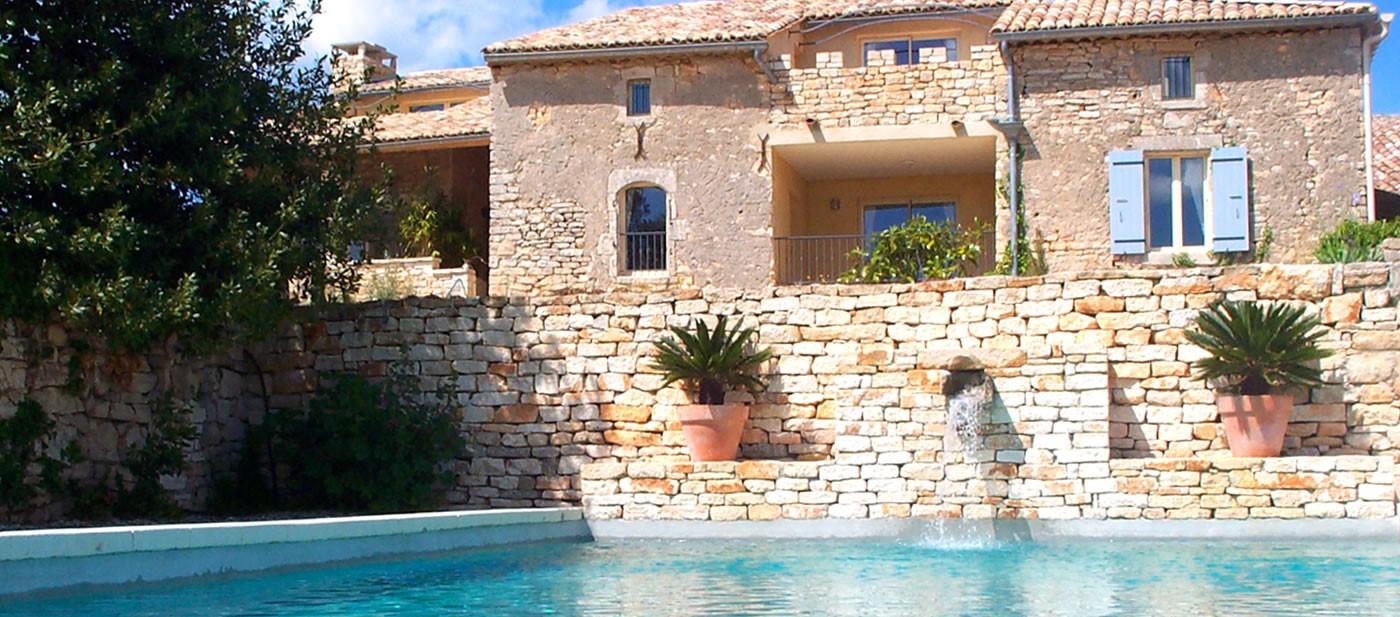 La bastide des m riers chambres d h tes en provence shabby chic mania by grazia maiolino - Chambre d hotes aix en provence piscine ...