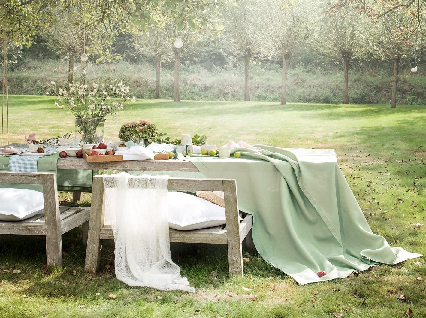 Alexandre turpault l art de la table pe 2017 shabby - Biancheria casa lusso ...