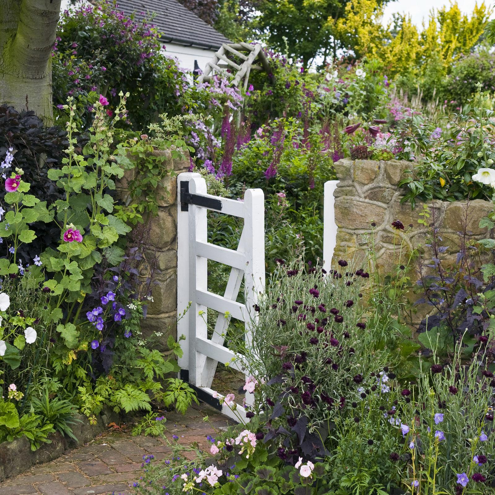 Come creare un giardino in stile cottage shabby chic for Nuovo stile cottage in inghilterra