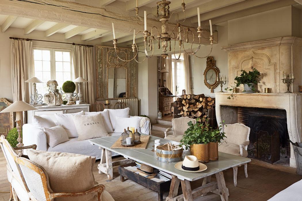 La casa di sophie lambert shabby chic mania by grazia for Shabby chic e arredamento provenzale