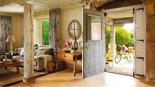 Stile country chic con un tocco romantico shabby chic for Idee di aggiunta cottage