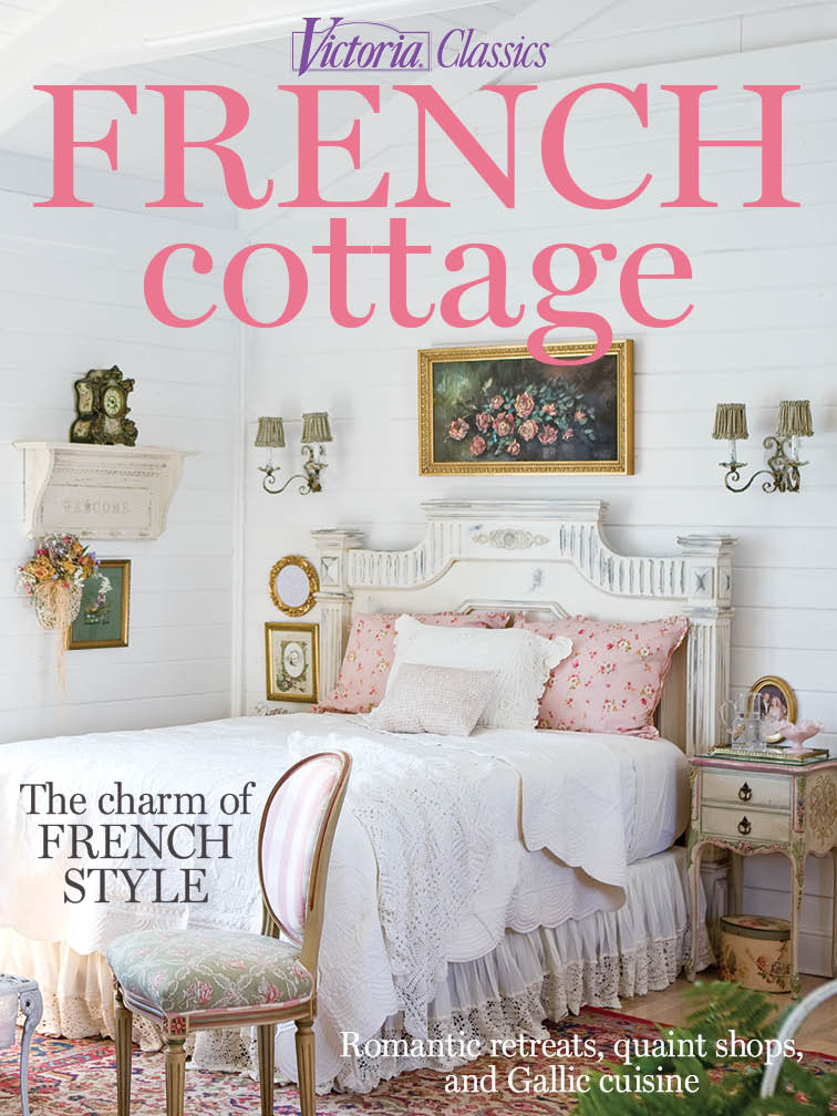 french cottage style shabby chic mania by grazia maiolino. Black Bedroom Furniture Sets. Home Design Ideas