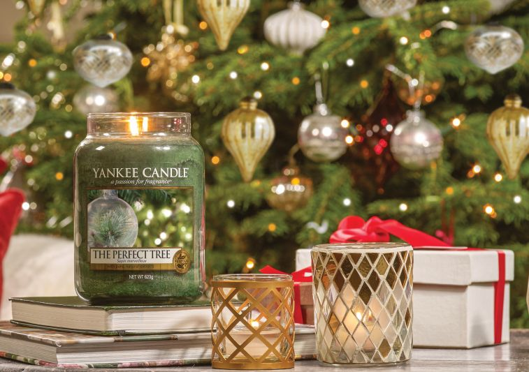 The Perfect Christmas By Yankee Candle Shabby Chic Mania