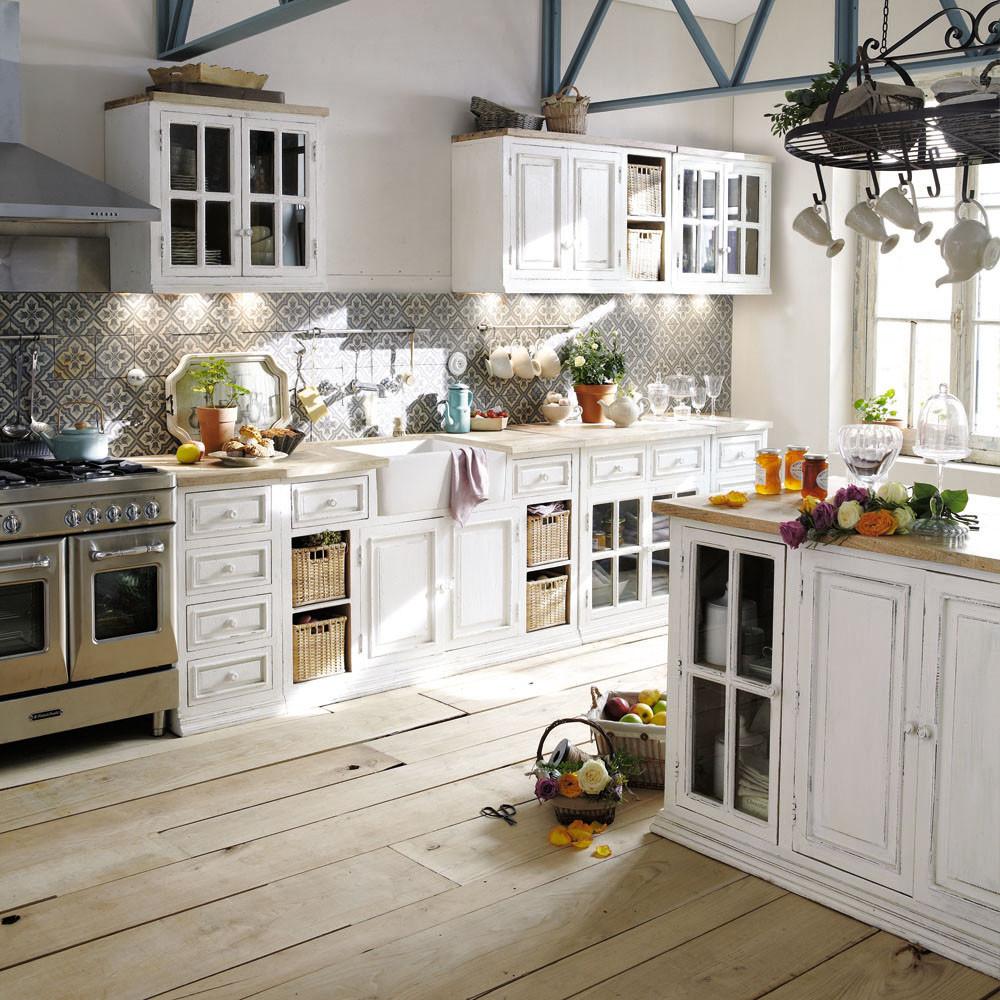 Lo stile country in cucina | Shabby Chic Mania by Grazia Maiolino