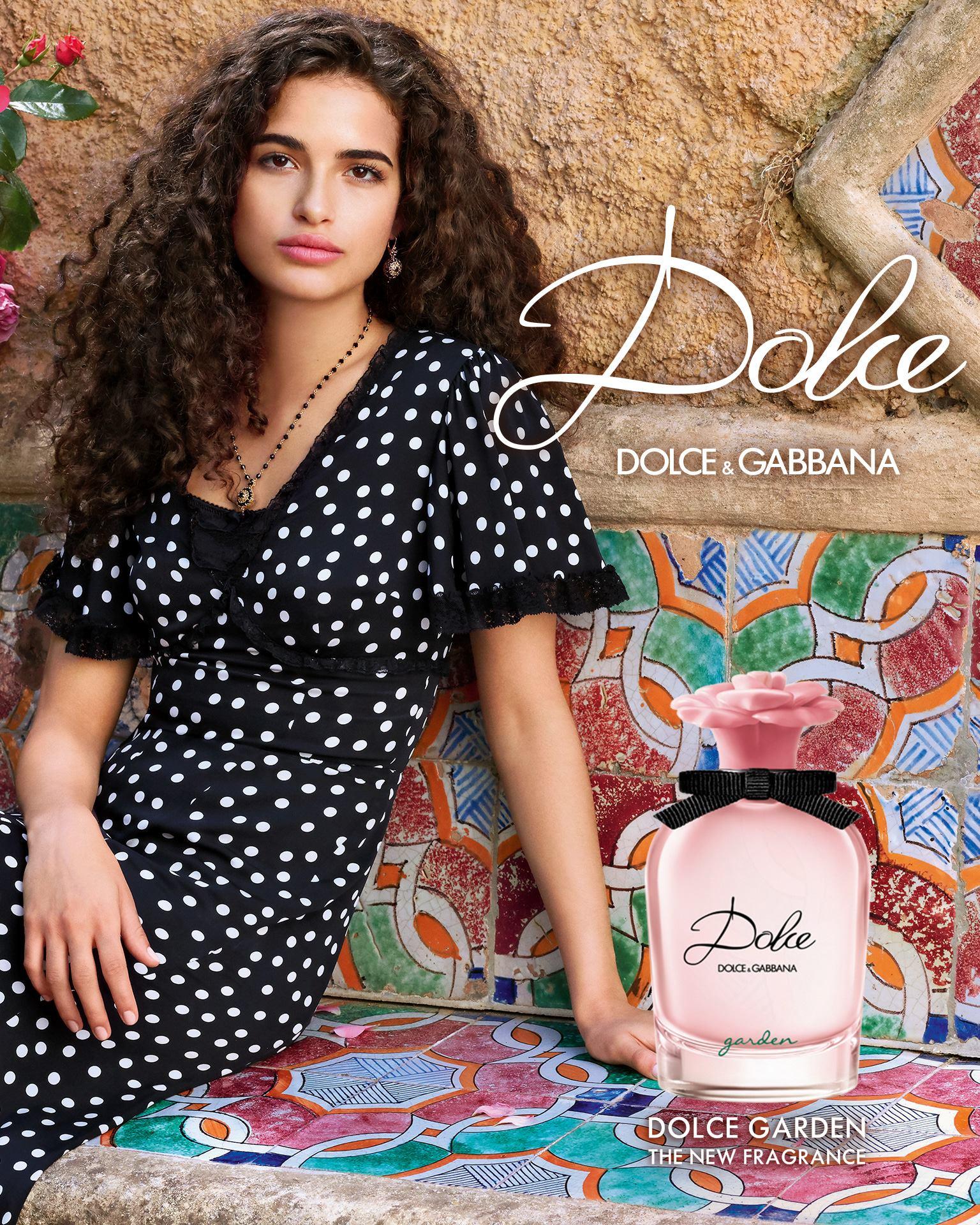 dolce garden eau de parfum shabby chic mania by grazia