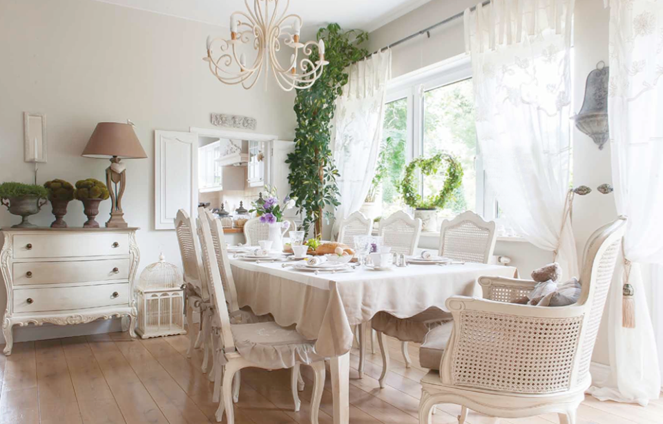Shabby chic style in polonia shabby chic mania by grazia for Shabby chic blog italiani
