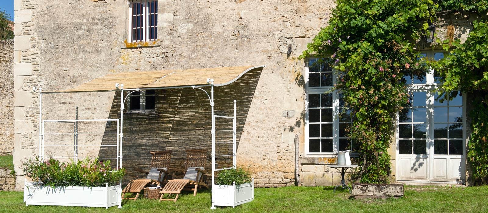 Le pergole da giardino terrazzo di unopi shabby chic for Catalogo unopiu