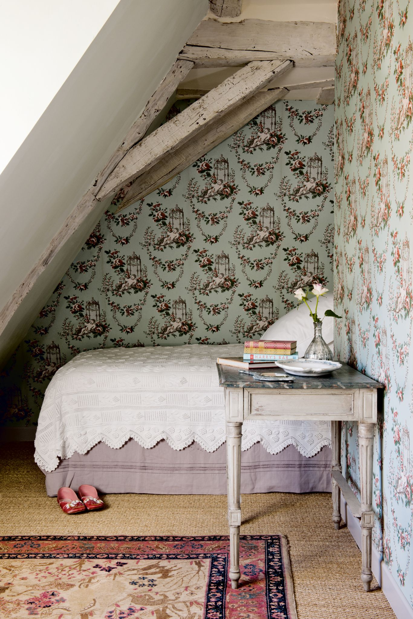 La camera da letto in stile francese | Shabby Chic Mania by ...